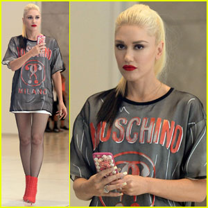 Gwen Stefani Auditioned for Angelina Jolie's Role in 'Mr. & Mrs. Smith'