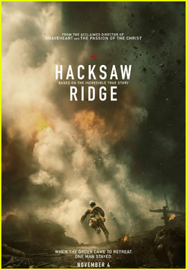 Andrew Garfield Becomes a Hero in First 'Hacksaw Ridge' Trailer