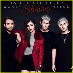 Hailee Steinfeld: 'Starving' Stream, Lyrics & Download - Listen Now!