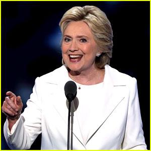 Hillary Clinton's DNC Speech 2016 - Watch Full Video!