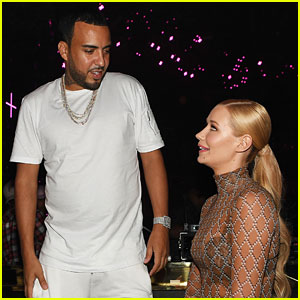 Iggy Azalea & French Montana Leave Club Together After 'Flirtatious' Night