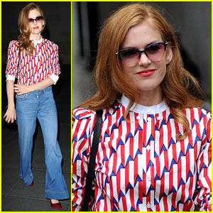 Isla Fisher & Amy Adams Are Co-Starring in a Film Together!