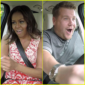 Watch Michelle Obama's Epic Carpool Karaoke With Missy Elliott!
