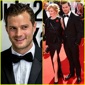 Jamie Dornan Puts On His Tux for 'Anthropoid' Premiere!