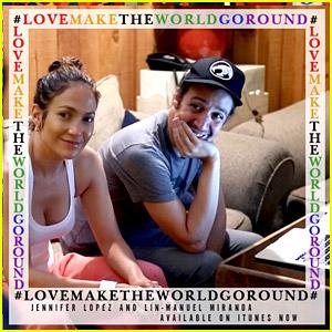 Jennifer Lopez & Lin-Manuel Miranda's Orlando Song - Download & Lyrics!