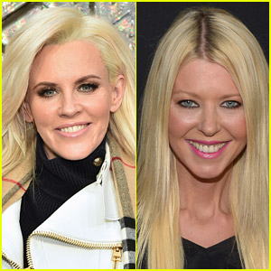 Jenny McCarthy & Tara Reid Insult Each Other in Awkward Interview - Listen Now