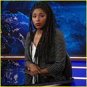 Jessica Williams Has Tearful 'Daily Show' Farewell - Watch!