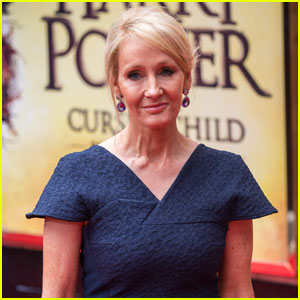 J.K. Rowling Announces She's 'Done' With 'Harry Potter'
