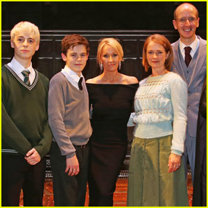 J.K. Rowling Wants 'Harry Potter' Play to Go International