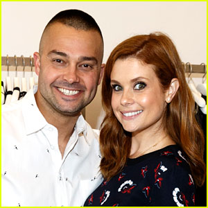 JoAnna Garcia & Nick Swisher Welcome Baby Girl Sailor Stevie!