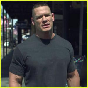 John Cena Celebrates Love & Diversity in Moving July 4th PSA