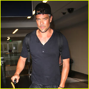 Josh Duhamel's Wife Fergie Shares Adorable Pic of Son Axl Jack!