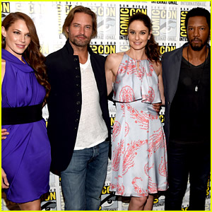 Josh Holloway Says 'Colony' Season 2 Will Be a Lot Darker