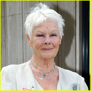 Judi Dench Gets Her First Tattoo at Age 81: 'Carpe Diem!'