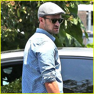 Justin Timberlake to Receive Special Teen Choice Award!