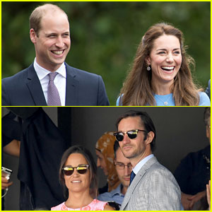 Kate Middleton & Prince William React to Pippa Middleton's Engagement News!