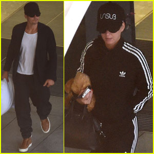 Orlando Bloom & Katy Perry Head to London Together