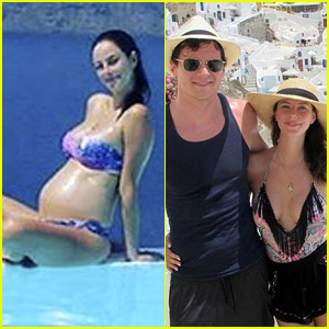Pregnant Kaya Scodelario Goes on Babymoon with Husband Benjamin Walker!