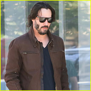 Keanu Reeves Has a New Job: Building Motorcycles!