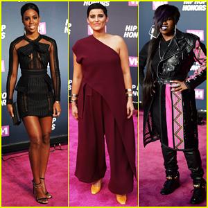 Kelly Rowland, Nelly Furtado & More Help Tribute Missy Elliott At VH1 Hip Hop Honors 2016!