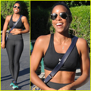 Kelly Rowland Opens Up About Her Fears Of Raising A Black Son In The U.S
