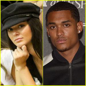 Kendall Jenner Watches Rumored Beau Jordan Clarkson Play Basketball