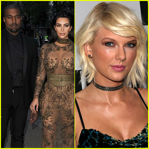 Could Kim Kardashian & Kanye West Face Legal Charges Over Taylor Swift Phone Call?