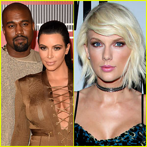Taylor Swift's Phone Call with Kanye West About 'Famous' Lyrics Exposed on Kim Kardashian's Snapchat (Video)