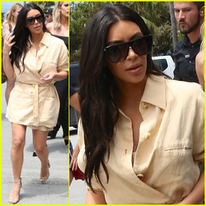 Kim Kardashian Shares Rare Video of Son Saint West!