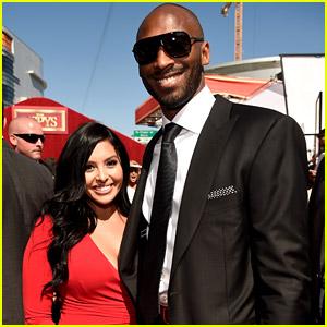 Kobe Bryant & Pregnant Wife Vanessa Attend ESPYs 2016!