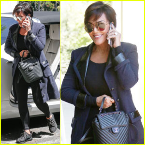 Kris Jenner Speaks Out About Lamar Odom After Airplane Incident