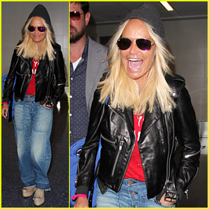 Kristin Chenoweth Found a White Walker at the Airport!