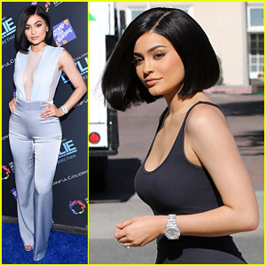 Kylie Jenner Debuts Her New Short Haircut!
