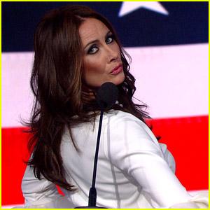 Laura Benanti Plays Melania Trump for Colbert Spoof (Video)