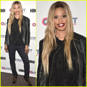 Laverne Cox Thanks Her Fans for 2 Million Followers