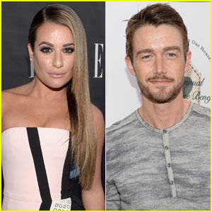 Lea Michele & Robert Buckley Split After Two Months - Report