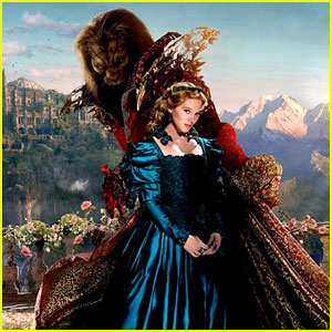 Lea Seydoux Is Belle in French 'Beauty & the Beast' Movie - Watch the Trailer!