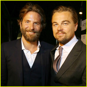 Leonardo DiCaprio Gets Support From Bradley Cooper & More Stars at Saint-Tropez Auction Gala