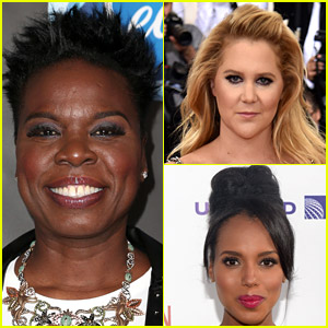 Leslie Jones Gets Tons of Celeb Support After Twitter Abuse