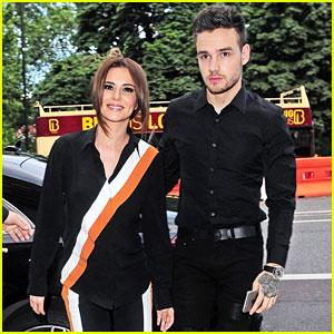 Liam Payne Helps Girlfriend Cheryl Celebrate Her 33rd Birthday