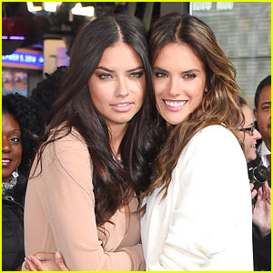 Adriana Lima & Alessandra Ambrosio Will be Heading to Rio as Correspondents for the Olympics!