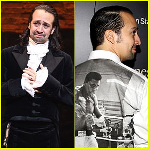 Lin-Manuel Miranda Cuts Hair Off After Final 'Hamilton' Show