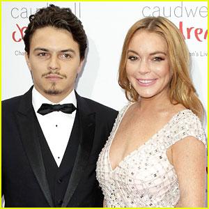 Lindsay Lohan Accuses Egor Tarabasov of Strangling Her in Disturbing Video
