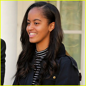 Malia Obama Checks Out Music Scene at Lollapalooza!