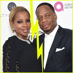 Mary J. Blige & Kendu Isaacs Split After 12 Years of Marriage