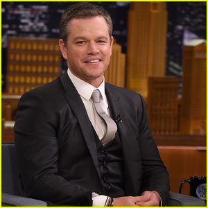 Matt Damon Plays 'Box of Lies' on 'The Tonight Show' (Video)