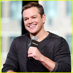 Matt Damon Will Take a Year Off from Acting
