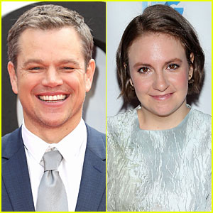 Matt Damon Responds to Lena Dunham's Concerns Over 'Jason Bourne' Gun Posters