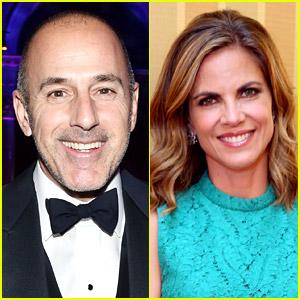 Matt Lauer & Natalie Morales Deny Affair Rumors