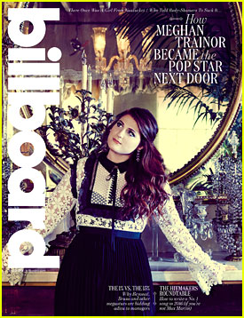 Meghan Trainor Has Absolutely No Desire To Vote